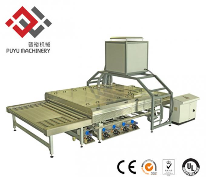 Auto Solar Panel Production Line Glass Wash Machines Photovoltaic Glass