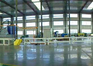 China 3-12m / Min Pvb Assembly Line Glass Processing Machinery Low Noise supplier