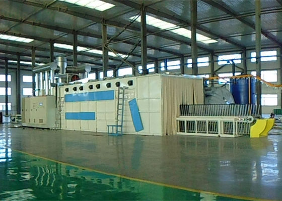 China Vacuum Automotive Glass Production Line Pre Pressure Oven 300 Kw Power supplier