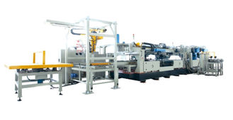 China Front Windshields Automotive Glass Production Line ,  Front Windshields Cutting & Breaking & Grinding Machine supplier