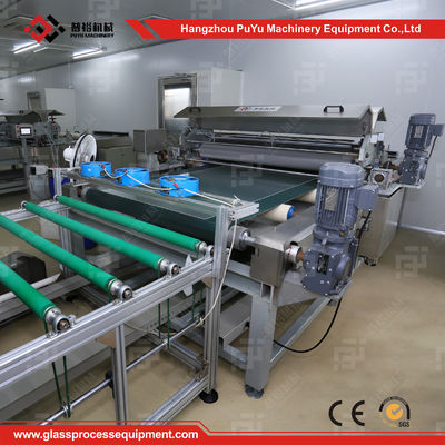 China High Speed Solar Panel Production Line Solar Cell AR Coating Machine With Curing Oven supplier