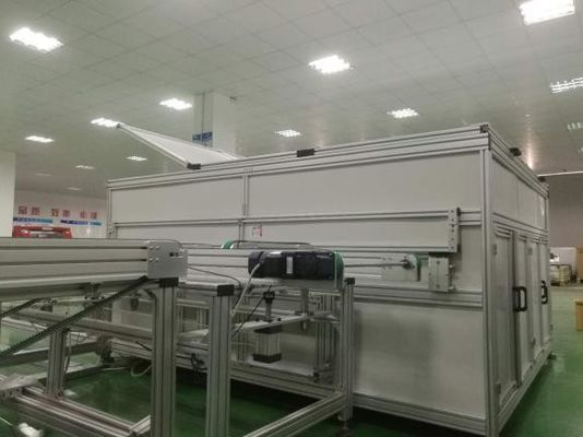 China PV Cell Modules Solar Panel Production Line EL Testing Machine PV Module Making supplier