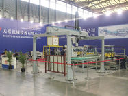 China Aluminum Profile Lift Arm Glass Loading Machine For Laminated Glass factory