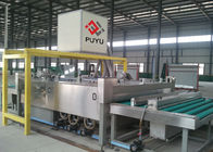 China 3 pairs brush Building Glass Washing and Drying Machine For Windows And Doors factory