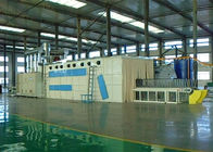 China Vacuum Automotive Glass Production Line Pre Pressure Oven 300 Kw Power factory