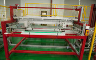 China 90 Degree Turnover Testing Conver Solar Panel Production Line Automatic On Line Tables factory