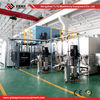 CE Washing Glass Machine For Curved Windshields , Bend Glass Washer For Passenger Car