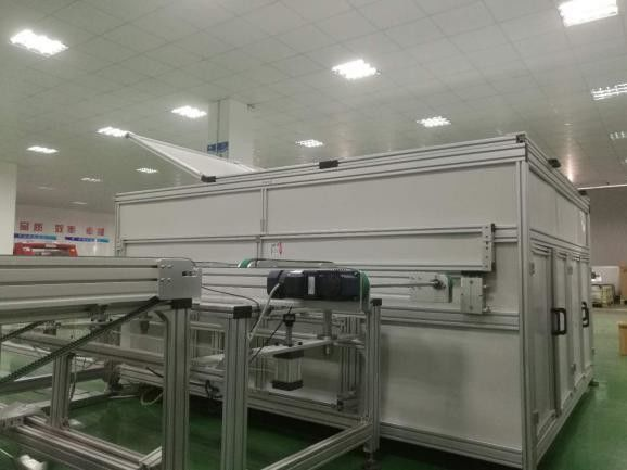 Pv Cell Modules Solar Panel Production Line El Testing