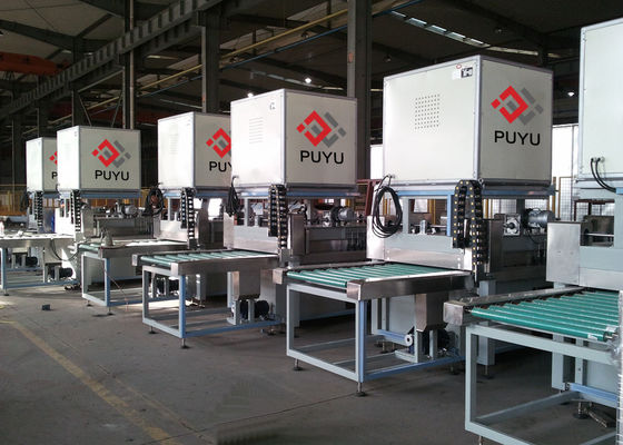 China Architecture Glass Washing and Drying Machine For Tempered Glass , Toughened Glass distributor
