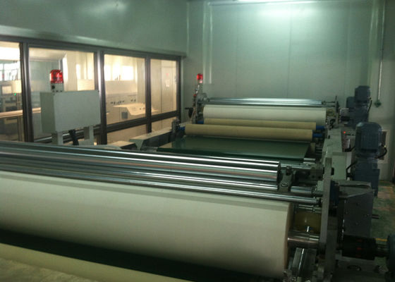 China Stainless Steel Glass Coating Machinery For Flat Glass Pattern Making distributor