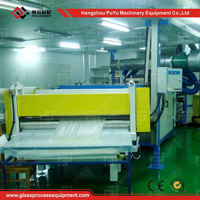 China CE Passed PVB Shaping Or Stretching Machine PVB Interlayer For Windshields distributor
