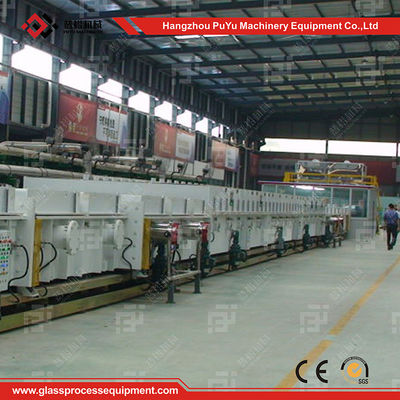 China Safe Low - E Glass Making Machine Coating System For Single Silver Glass distributor