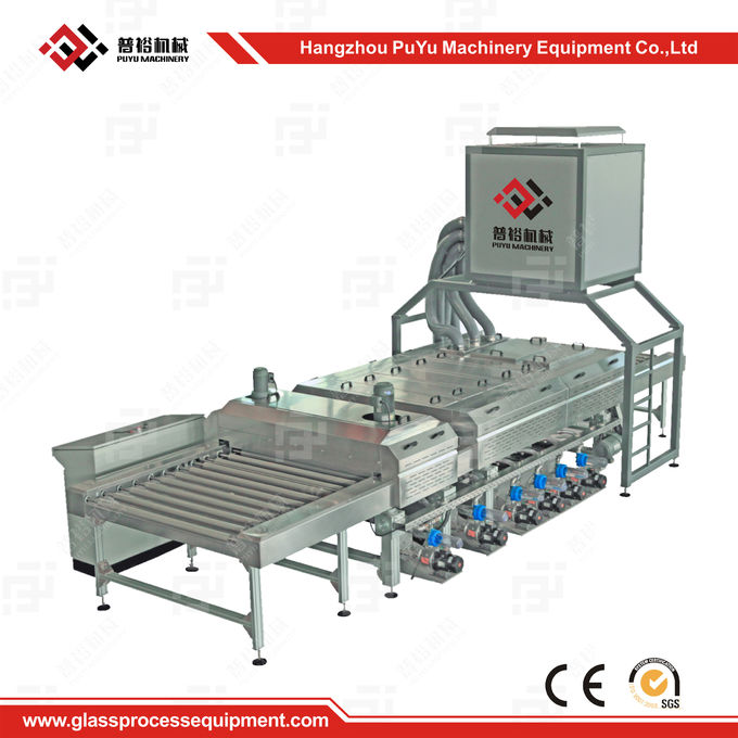 Solar Panel Manufacturing Equipment Solar Glass Production Line 3-8 mm Glass Thickness