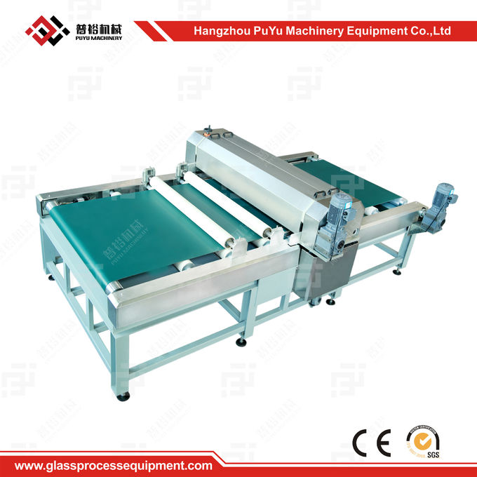 Automatic Photovoltaic Glass Coating Machine Of Solar Panel Production Line 2000x1200mm