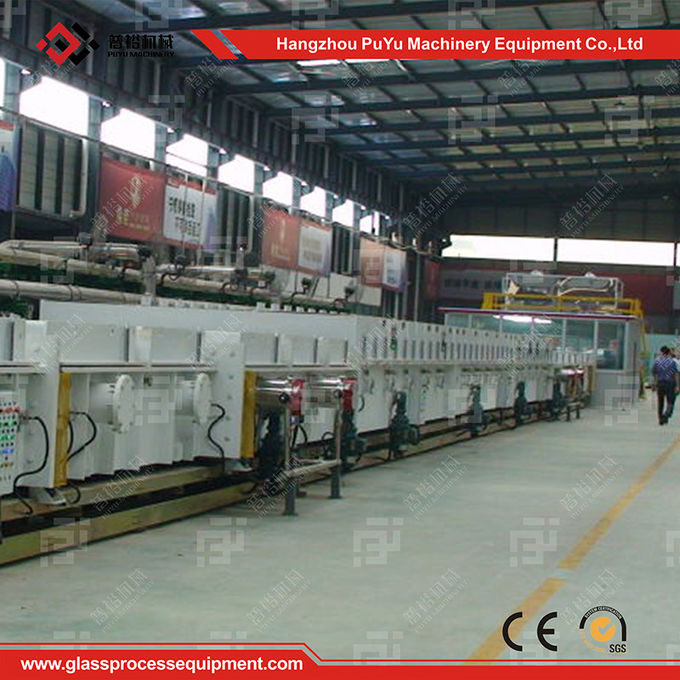 Safe Low - E Glass Making Machine Coating System For Single Silver Glass